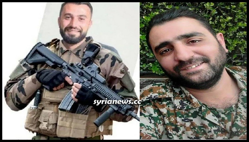 Hezb Allah Martyr Ali Kamil Jawad killed near Damascus by Israel bombing