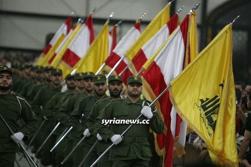 Hezb Allah Military Parade