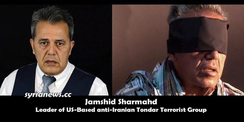 Jamshid Sharmahd Leader of US-Based anti-Iran Tondar Terrorist Group
