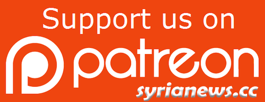 support us on patreon - syria news
