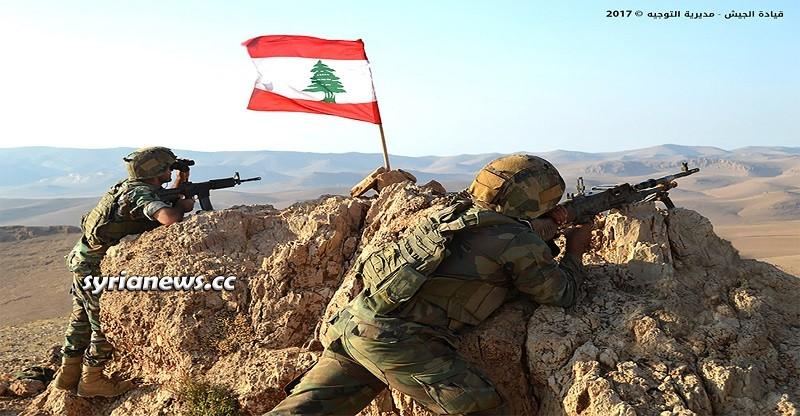 Dawn of Jurds - Lebanese Army with Hezb Allah and the SAA Syrian Arab Army vs ISIS 2017