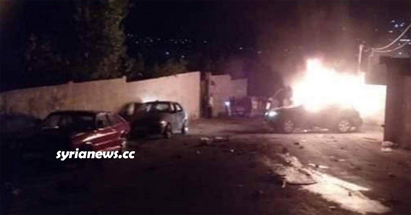 Car bomb blew up Damascus Mufti Adnan Afyouni