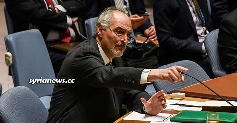 Syria Ambassador to the United Nations Dr. Bashar Jaafari