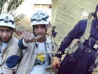 White Helmets Nusra Front al Qaeda Levant HTS NATO