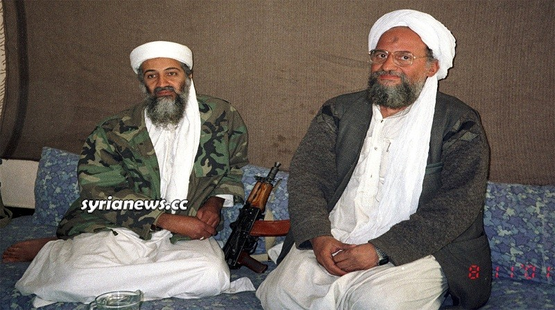 Ayman Zawahiri and Osama Bin Laden of Al Qaeda