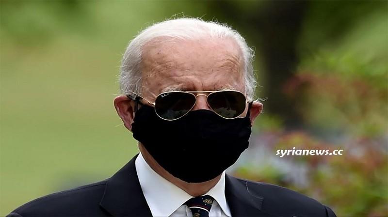 Biden Masked