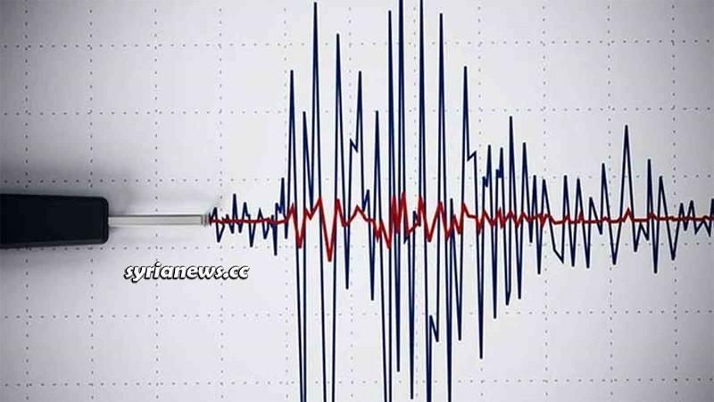 Earthquake in Syria - زلزال سورية