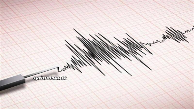 Earthquake northeast of Damascus - Syria