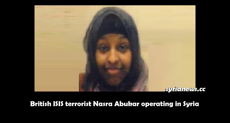 British ISIS terrorist Nasra Abukar found in Syria