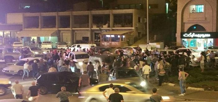 الجولان اعتداء سيارة إسعاف إسرائيل