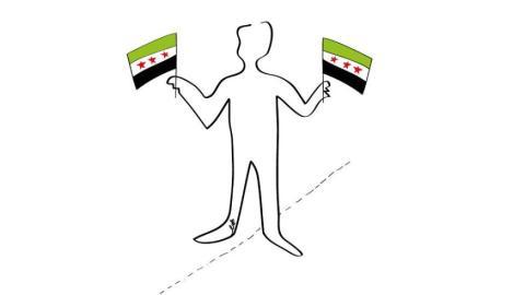 خمس سنوات من تهميش الثورة السورية