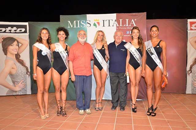 Anna Brunetti di Fossato di Vico vince la fascia di Miss Sport Lotto Umbria 2015  Syriostar