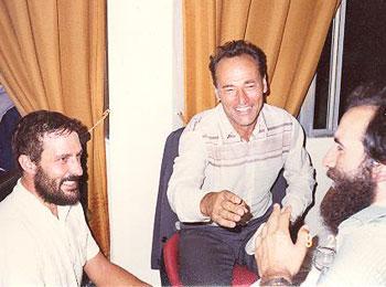 Carlos Sánchez Magro en una reunión
