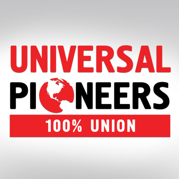 Universal Pioneers Logo