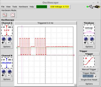 Tone Burst Output