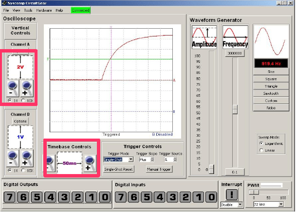 Capacitor-GUI