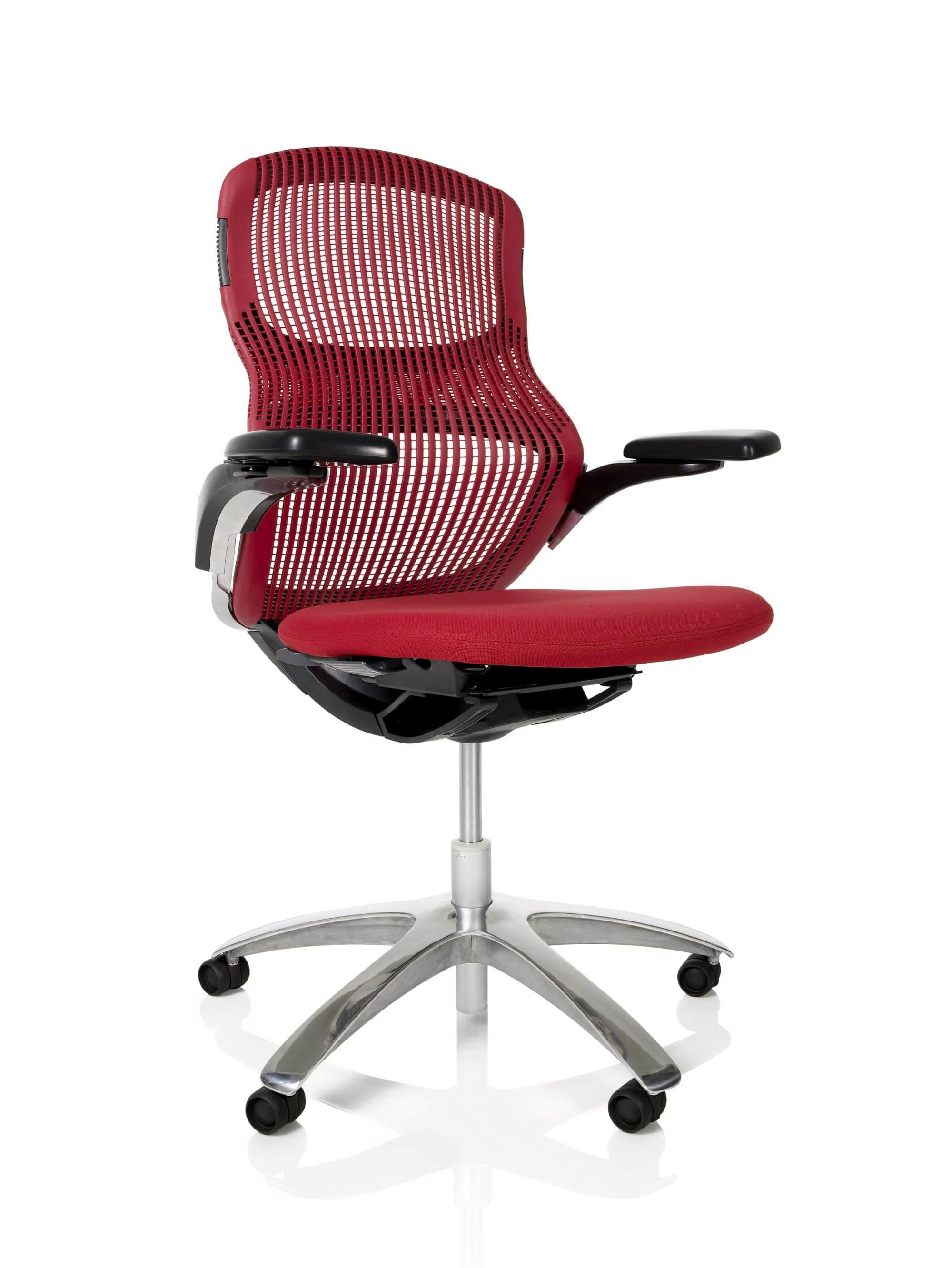 knoll generation task chair sling spring patio chairs focused on employee well being  systems furniture
