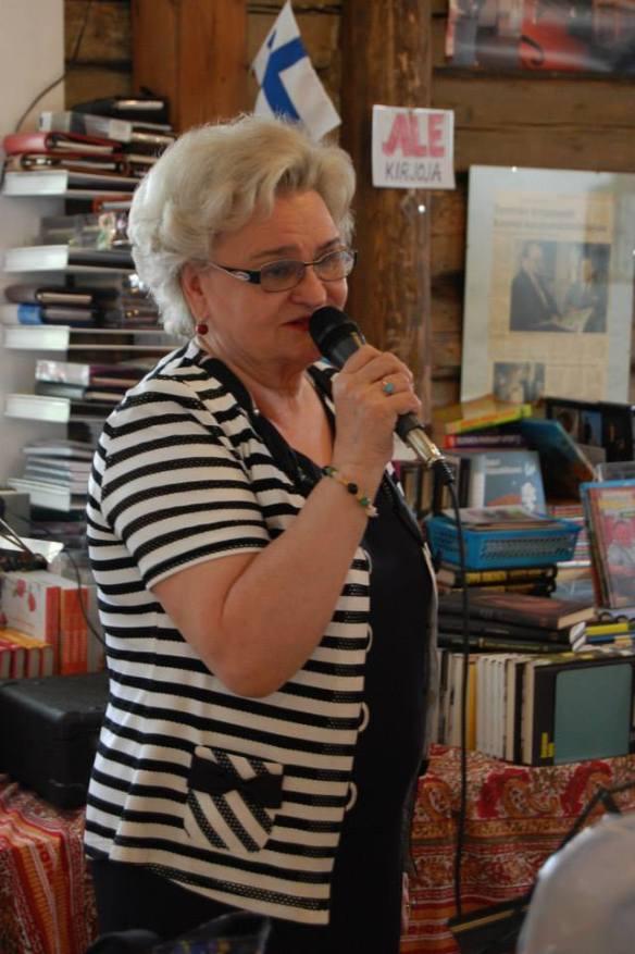 Kirjakaupalla Laila 2013