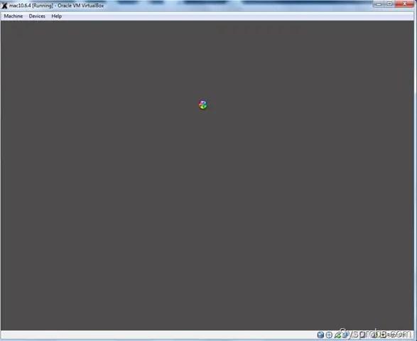 how to change windows mac virtualbox screen size on mac