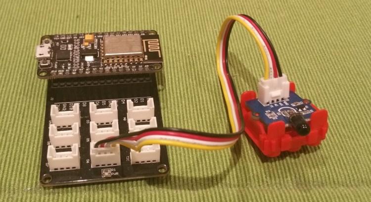 Use a ESP8266 to control your A/C via MQTT | sysrun io