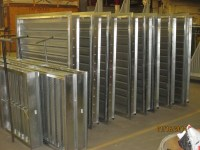 Industrial Dampers & Louvers