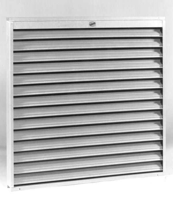 Industrial Dampers And Louvers Air Systems