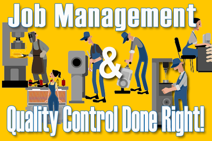 Job Shop Management Software