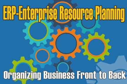 ERP Enterprise Resource Planning Software