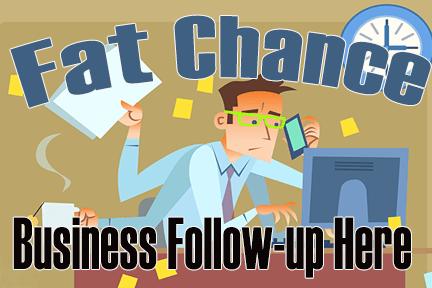 Business Follow-up