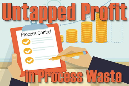 Untapped Profit in Process Waste