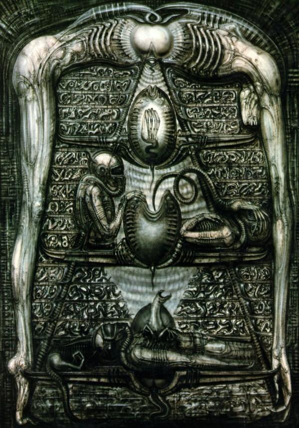 Giger Legendary Surrealist Artist