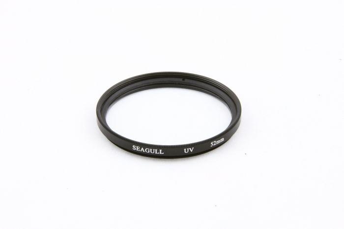 Filtre UV SHQ Verre optique 52mm pour NIKON D5200 D5100