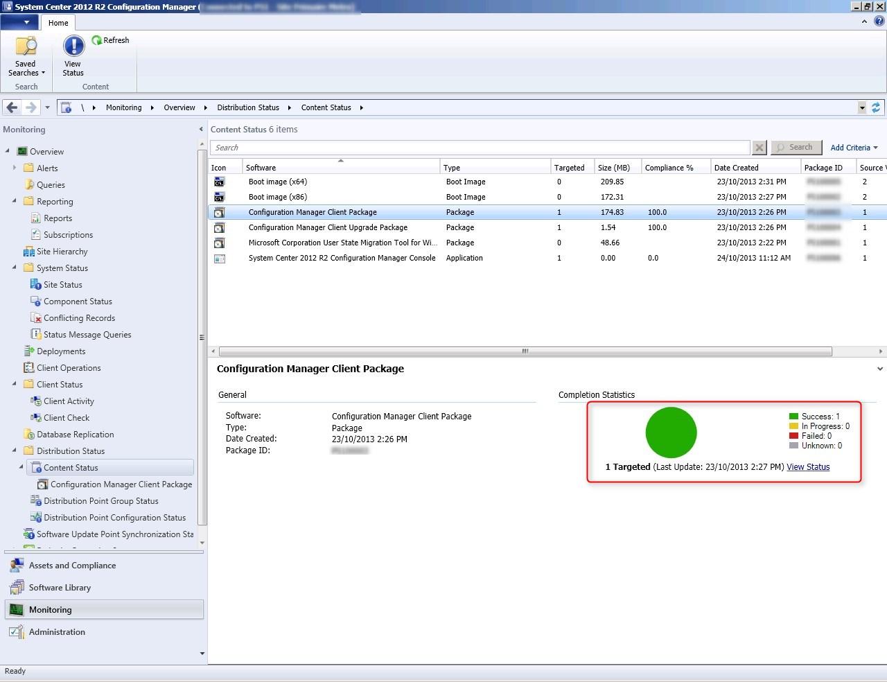 SCCM 2012 Distribution Point Installation