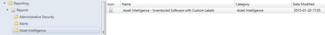 sccm 2012 custom reports