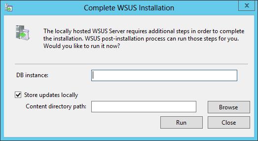 sccm 2012 software update point