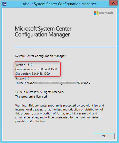 Step-by-Step SCCM 1610 Upgrade Guide