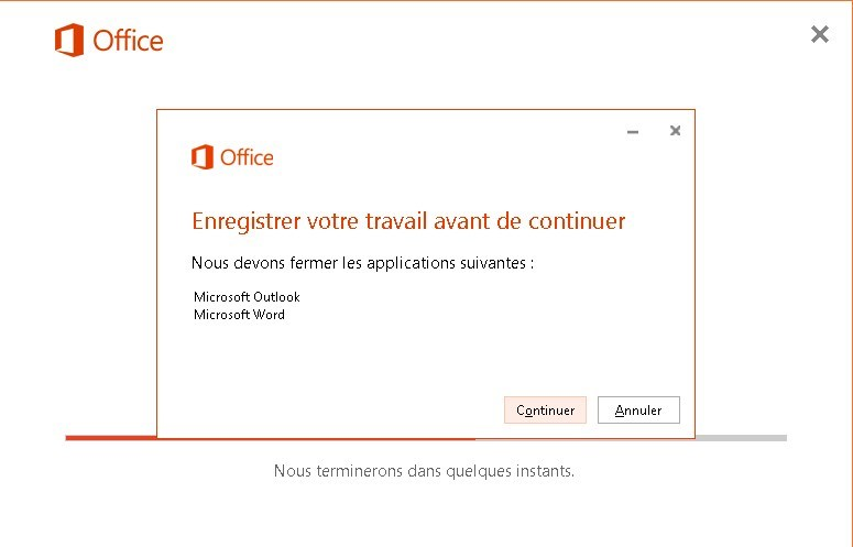 upgrade office 2013 to 2017