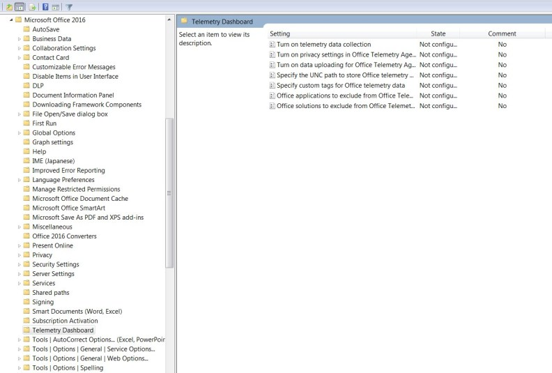The Administrative Templates For Office 2010 And Office