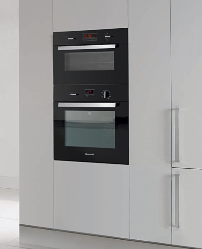 meuble cuisine four et plaque
