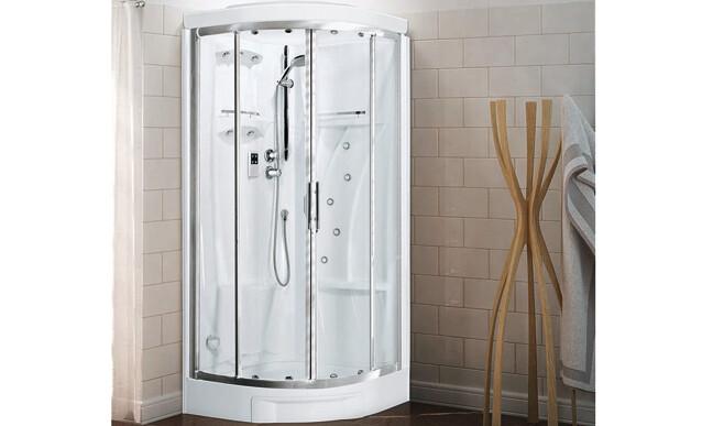 installation d une cabine de douche