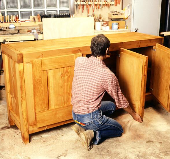 comment fabriquer un meuble de rangement