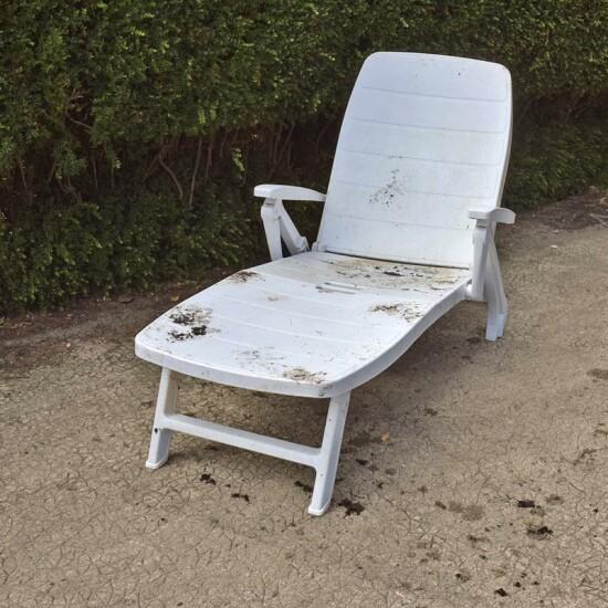 renover le pvc de meubles de jardin