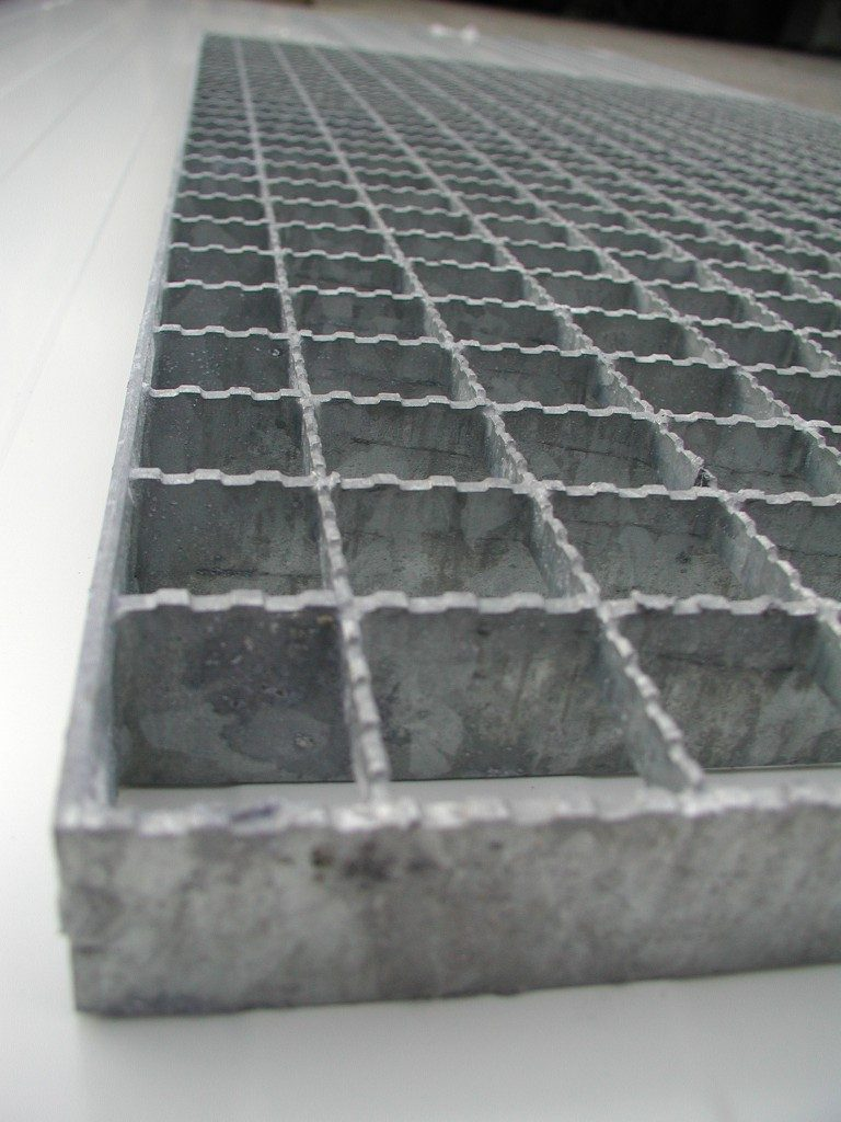 Steel norm ventilation gratings  System Floor Technics