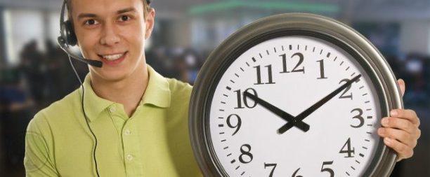 control de presencia;relojes de fichar