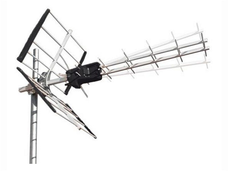 TELEVES V Zenit F High Gain T Black (Bag)