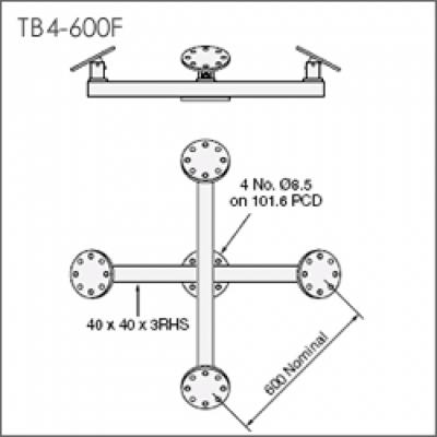 TB4-600F