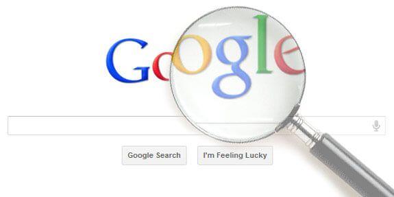 Como saber si existes en Google
