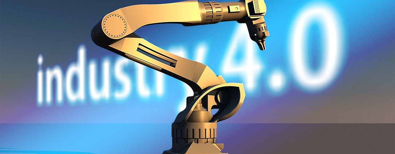 industrial robot industry 4.0