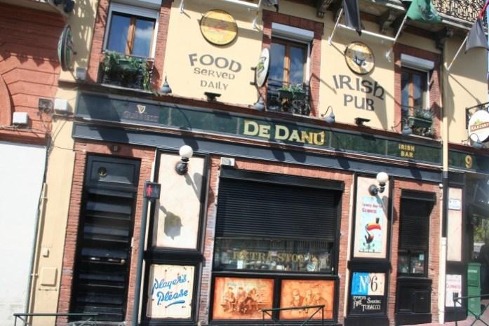 citytour toulouse sysyinthecity irish pub