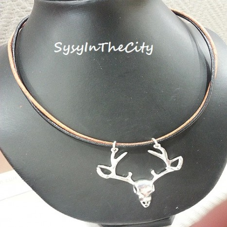 collier cerf olivb sysyinthecity